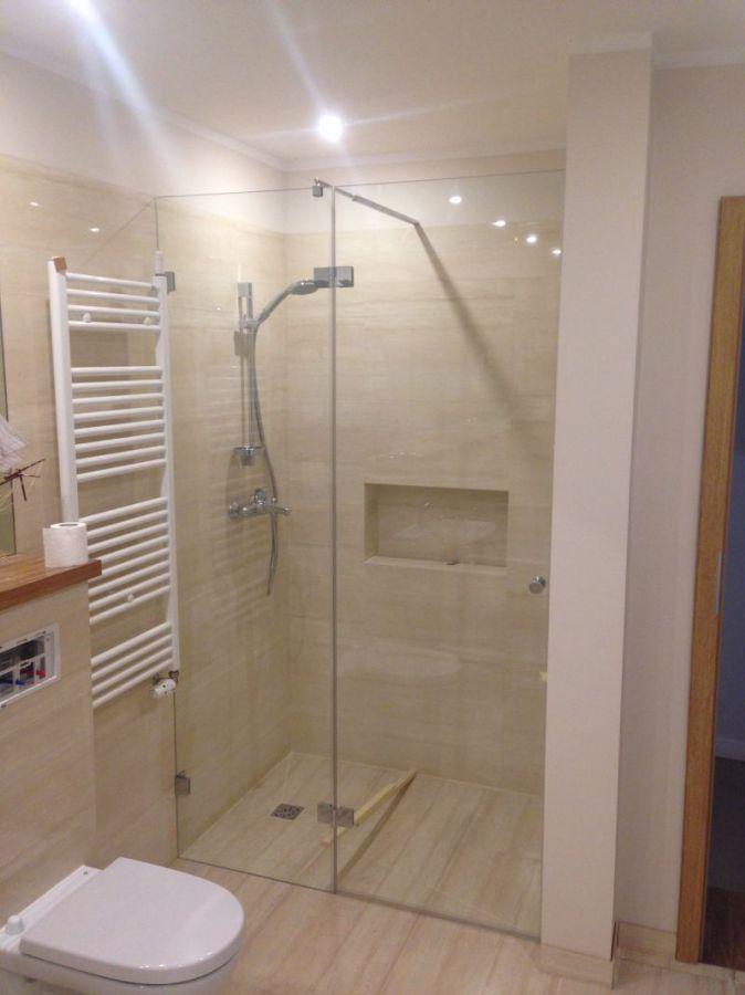 Szkło Do Prysznica Materiały Budowlane